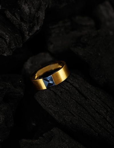 Ring Aquamarin Contex-Cut von Margot Leitges Goldschmiedemeisterin - Foto © bohl.de